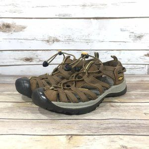 Keen Sandals Fisherman Waterproof Size 8